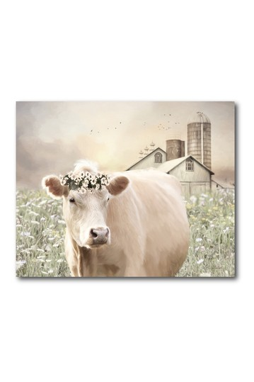 Betty Gallery Wrapped Canvas Wall Art Courtside Market