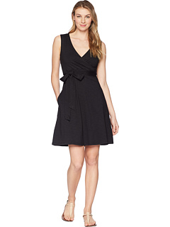 Cue Wrap Sleeveless Dress Toad&Co