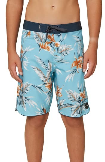 Hyperfreak Papa Seans Board Shorts (Big Boys) O'Neill