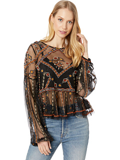 Give A Little Mesh Топ Free People