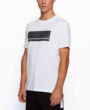 BOSS Men's Teeonic Regular-Fit Jersey T-Shirt BOSS Hugo Boss