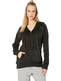 Куртка Silky Lounge Zip-Up P.J. Salvage