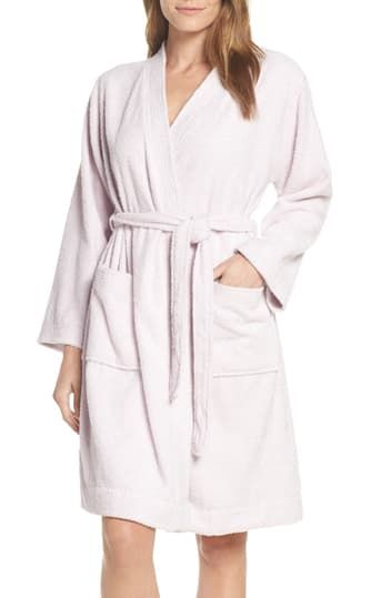 Lorie Terry Short Robe UGG
