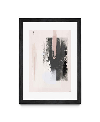 "Free Spirit Matted and Framed Art Print, 30"" x 40"" Giant Art"
