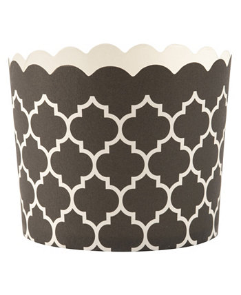 Quatrefoil Cup Large, Pack of 40 Simply Baked