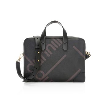 Luggage Canvas Document Case Dunhill