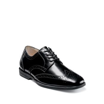 Little Kid's & Kid's Reveal Jr. Wing-Tip Leather Oxfords Florsheim