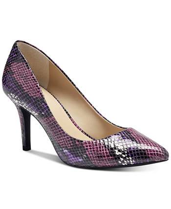 INC Women's Zitah Pointed Toe Pumps, Created for Macy's INC International Concepts