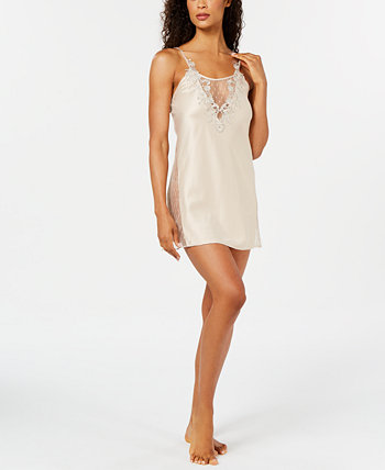 Stella Lace-Trim Chemise Nightgown Flora Nikrooz Collection