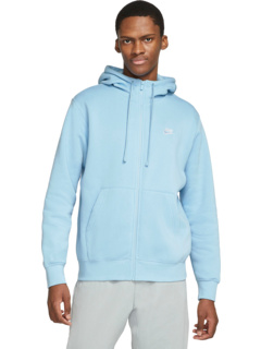 NSW Club Hoodie Full Zip Nike