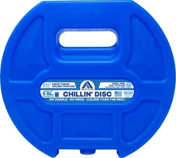 Chillin' Disc Ice Pack - 4.5 lbs. Arctic Ice