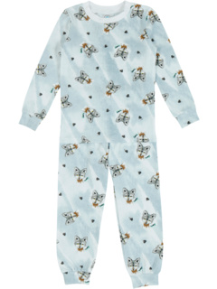 Crew Long Sleeve Top & Pants Set (Little Kids) Esme