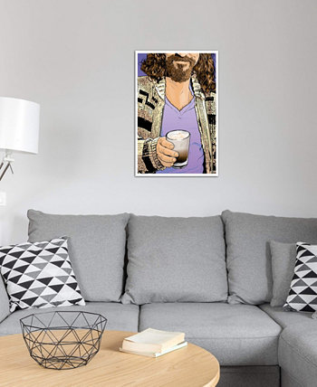 """The Dude"" by Joshua Budich Gallery-Wrapped Canvas Print (40 x 26 x 0.75) ICanvas"
