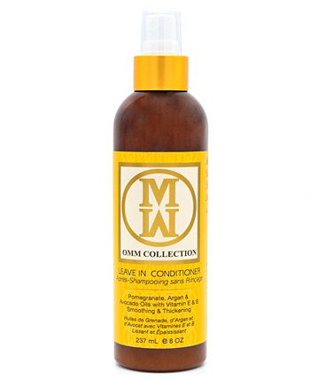Leave In Conditioner, 8 унций OMM Collection