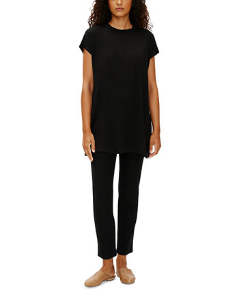 High-Low Tunic, Regular & Petite Eileen Fisher