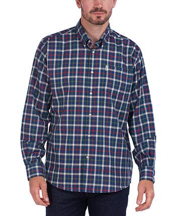 Men's Coll ThermoWeave Long-Sleeve Shirt Barbour