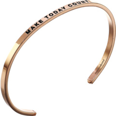 Make Today Count Cuff MANTRABAND