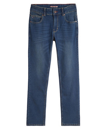 Big Boys Rebel Stretch Skinny Fit Denim Jean Tommy Hilfiger