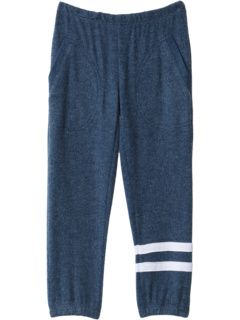 Love Knit Lounge Pants w/ Strappings (Big Kids) Chaser Kids