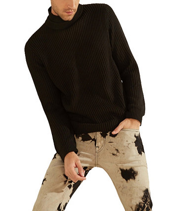 Men's Asher Mock Neck Sweater GUESS