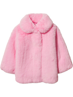 Faux Fur Jacket (Toddler/Little Kids/Big Kids) Janie and Jack
