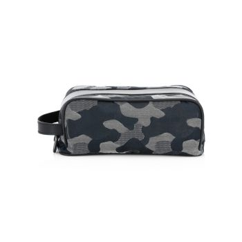 COLLECTION Camo-Print Toiletry Kit Saks Fifth Avenue