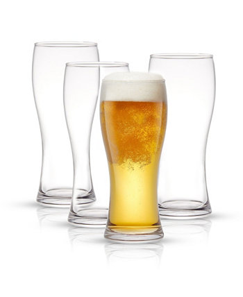 Callen Beer Glasses, Set of 4 JoyJolt