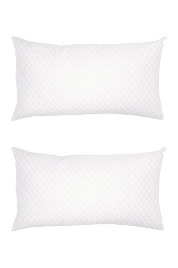 King Dreamy Support Feather Pillow - Set of 2 Nordstrom Rack