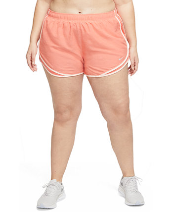 Plus Size Tempo Dri-FIT Track Shorts Nike