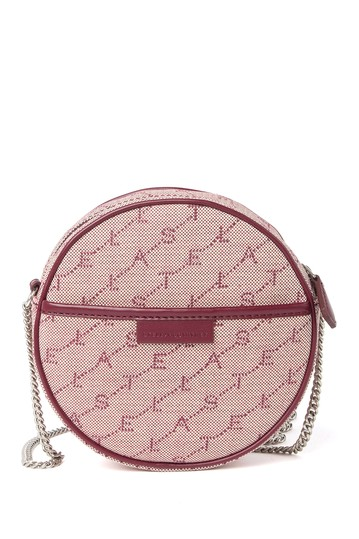 Eco Monogram Mini Round Bag Stella McCartney