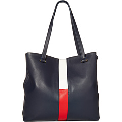 Carolina Smooth Tote из ПВХ Tommy Hilfiger