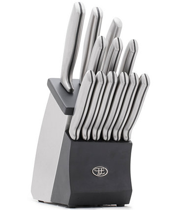 Kobe 13-Pc. Knife Block Set Hampton Forge