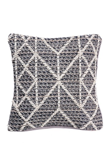 Irena Textured Transitional Throw Pillow Cover NuLOOM