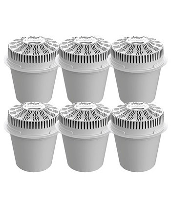 Vitality Replacement Filter Cartridge 6-Pack Little Luxury