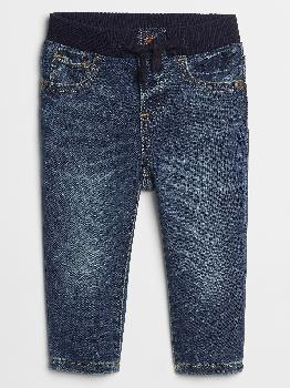 Baby Pull-On Slim Fit Jeans Gap Factory