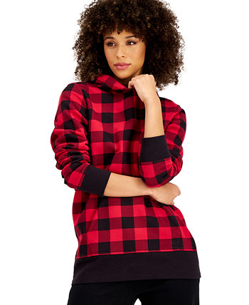Unisex Plaid Hoodie, Created for Macy's Ideology