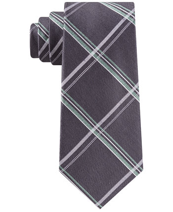 Men's Jimmy Large Plaid Tie Michael Kors