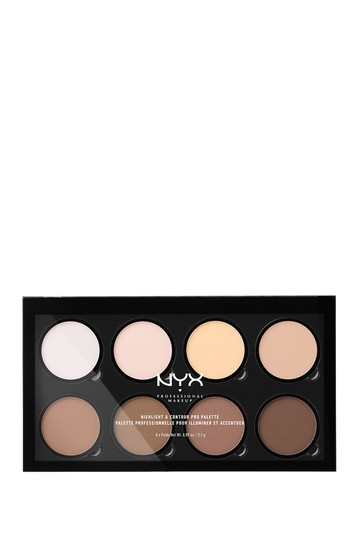 Палитра Highlight & Contour Pro NYX COSMETICS