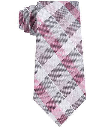 Men's City Check Tie Michael Kors