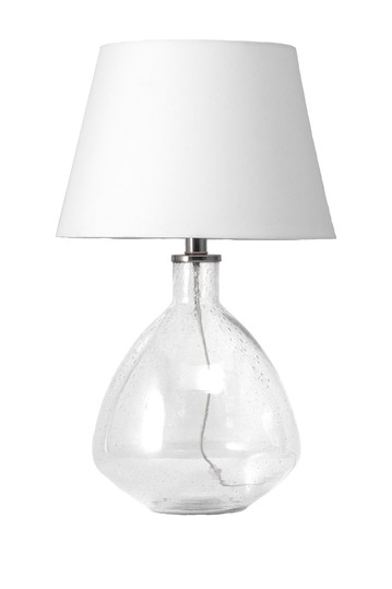 """Pilly Glass 22"""" Table Lamp NuLOOM"""
