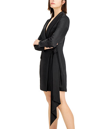 INC Draped-Waist Wrap Dress, Created for Macy's INC International Concepts