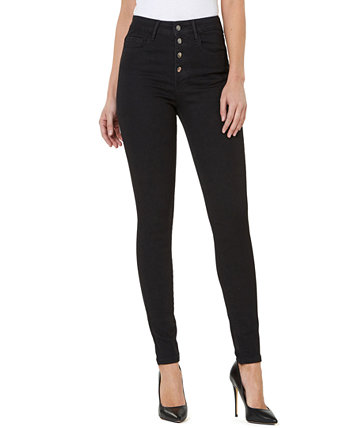 Button-Fly Skinny Jeans Numero