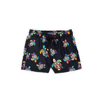 Little Boy's & Boy's Jim Over The Rainbow Swim Trunks VILEBREQUIN