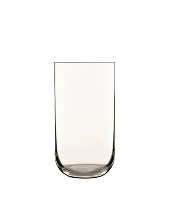 Sublime 20 Oz Beverage Glasses, Set of 4 Luigi Bormioli