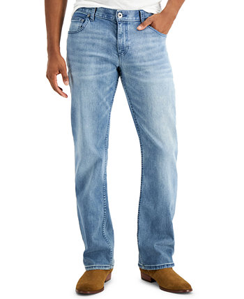 INC Men's Rockford Boot Cut Jeans, Created for Macy's INC International Concepts