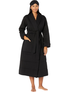 Sierra Quilted Robe with Eyemask Skin