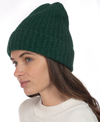 Rib Solid Beanie With Lurex, Created for Macy's Style & Co