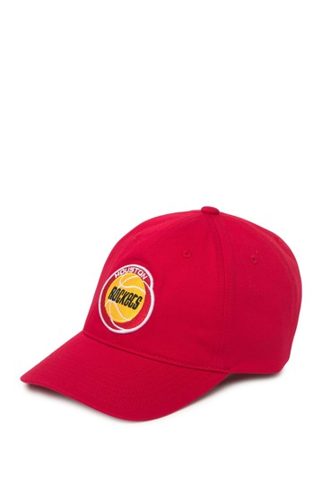 Houston Strapback Cap Mitchell & Ness