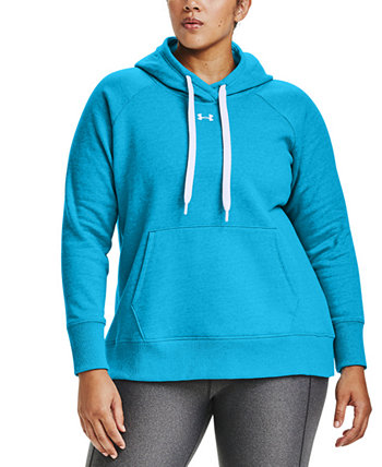 Plus Size Rival Hoodie Under Armour