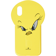 Чехол Looney Tunes Tweety для iPhone® X Swarovski